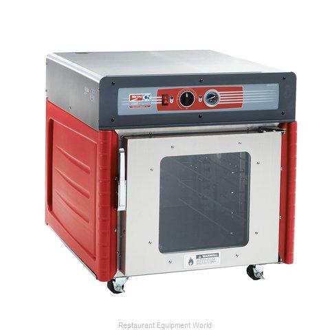 Intermetro C543-ASFC-U Heated Cabinet, Mobile