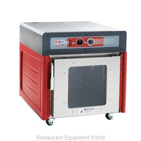 Intermetro C543-ASFC-U Heated Cabinet, Mobile
