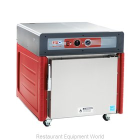 Intermetro C543-ASFS-U Heated Cabinet, Mobile