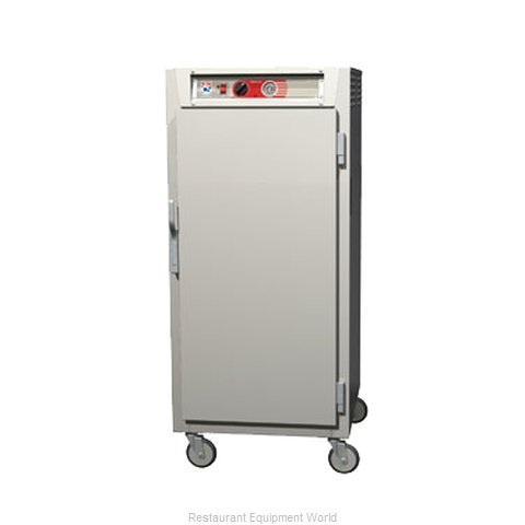 Intermetro C567L-SFS-L Heated Holding Cabinet Mobile (Magnified)