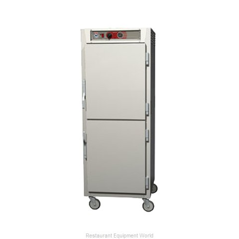 Intermetro C569-SDS-LPDC Heated Cabinet, Mobile, Pass-Thru