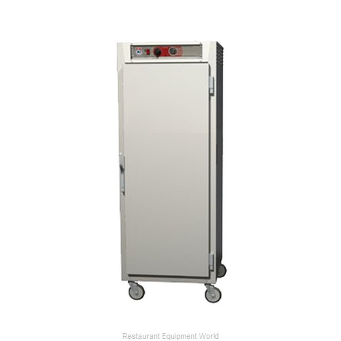 Intermetro C569L-SFS-UPFC Heated Cabinet, Mobile, Pass-Thru (Magnified)