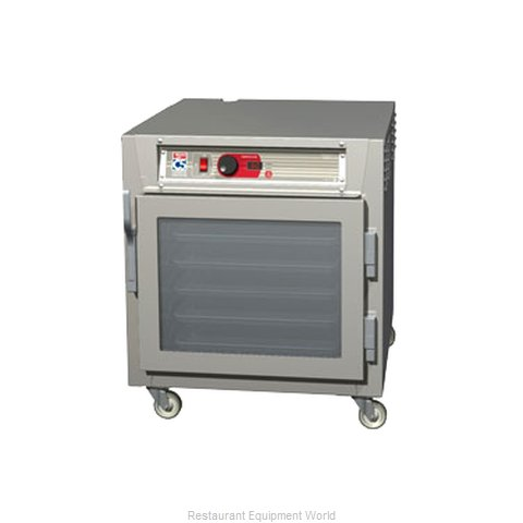 Intermetro C583L-SFC-U Heated Cabinet, Mobile