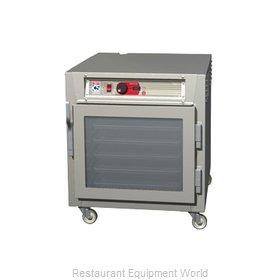 Intermetro C583L-SFC-U Heated Cabinet, Mobile
