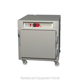 Intermetro C583L-SFS-U Heated Cabinet, Mobile