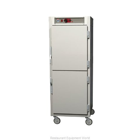 Intermetro C589-SDS-LA Heated Holding Cabinet Mobile