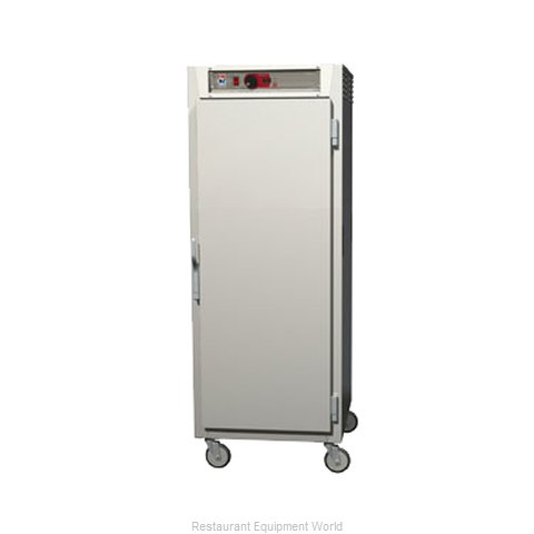 Intermetro C589L-SFS-L Heated Holding Cabinet Mobile (Magnified)