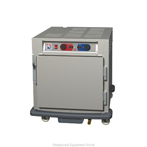 Intermetro C593L-NFS-U Proofer Holding Cabinet Mobile Half-Height (Magnified)
