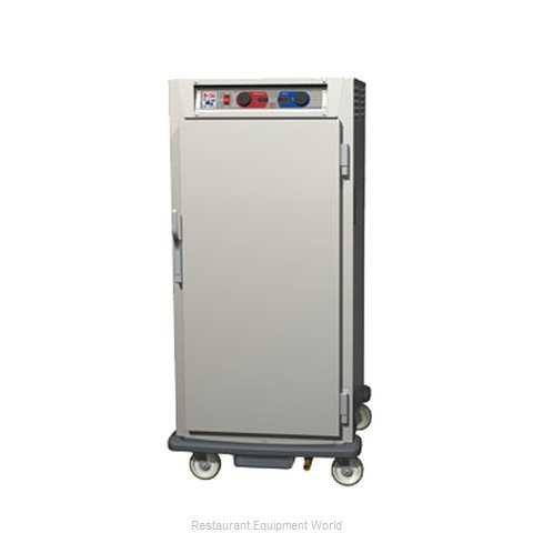 Intermetro C597-SFS-UA Proofer Holding Cabinet Mobile (Magnified)