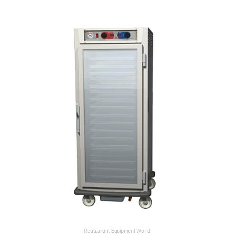 Intermetro C597L-SFC-L Proofer Holding Cabinet Mobile (Magnified)