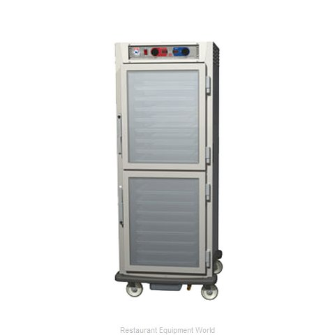 Intermetro C599L-SDC-L Proofer Holding Cabinet Mobile (Magnified)