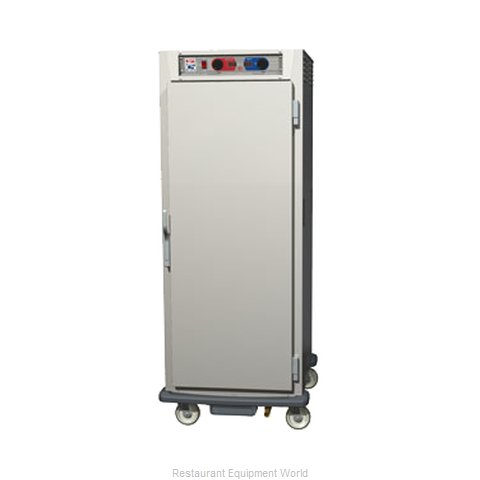Intermetro C599L-SFS-U Proofer Cabinet, Mobile (Magnified)