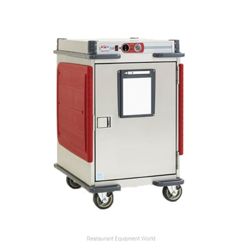 Intermetro C5T5-ASBA Heated Holding Cabinet Mobile Half-Height