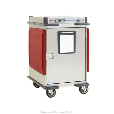 Intermetro C5T5-DSLA Heated Holding Cabinet Mobile Half-Height