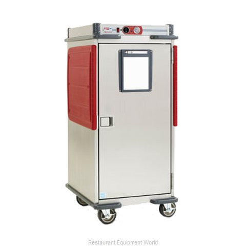 Intermetro C5T8-ASBA Heated Cabinet, Mobile (Magnified)