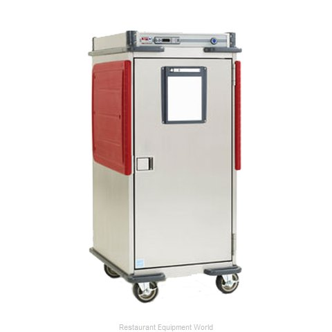 Intermetro C5T8-DSLA Heated Holding Cabinet Mobile