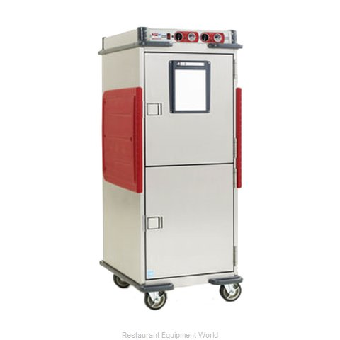 Intermetro C5T9D-ASBA Heated Holding Cabinet Mobile