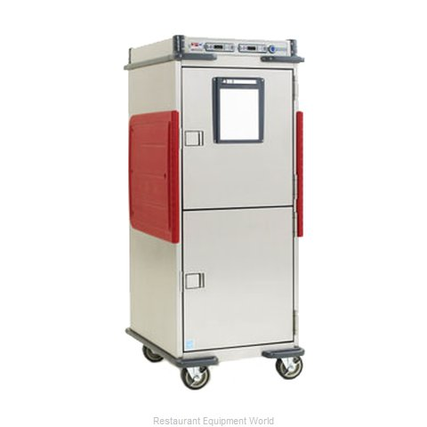 Intermetro C5T9D-DSLA Heated Cabinet, Mobile