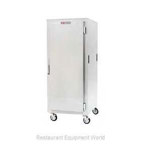Intermetro C5U9-NU Bun Pan Rack Cabinet Mobile Enclosed
