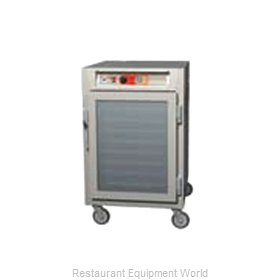 Intermetro C5Z65-NFC-SPFCA Heated Holding Cabinet Mobile Pizza