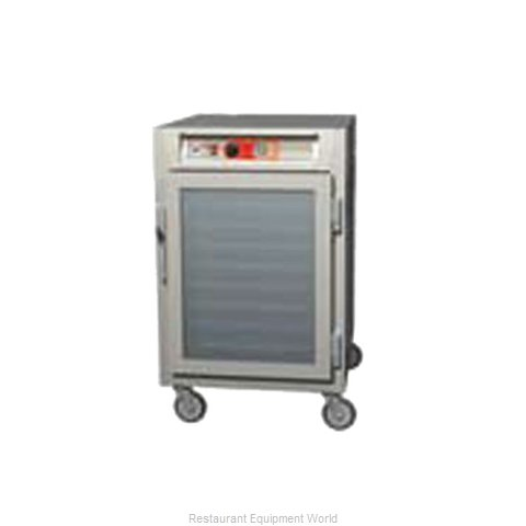 Intermetro C5Z65-NFC-UPFCA Heated Holding Cabinet Mobile Pizza