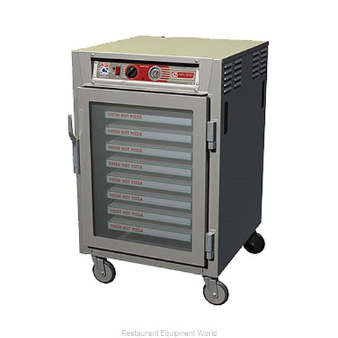 Intermetro C5Z65-SFC-UPFC Heated Cabinet, Mobile, Pizza (Magnified)