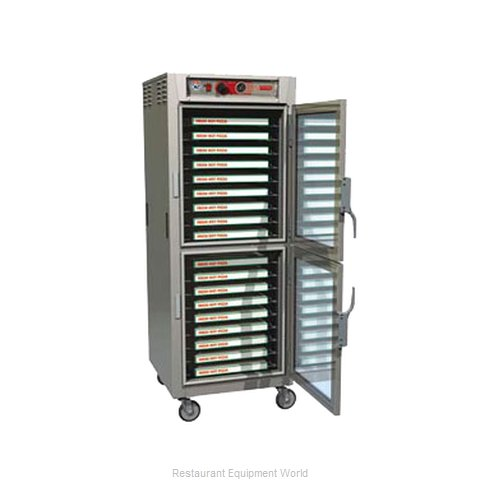 Intermetro C5Z69-NDC-SPDCA Heated Holding Cabinet Mobile Pizza