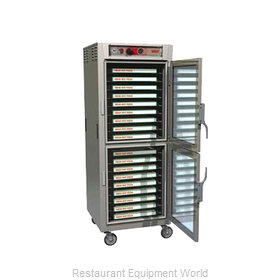 Intermetro C5Z69-NDC-UPDCA Heated Holding Cabinet Mobile Pizza