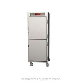 Intermetro C5Z69-SDC-S Heated Cabinet, Mobile, Pizza