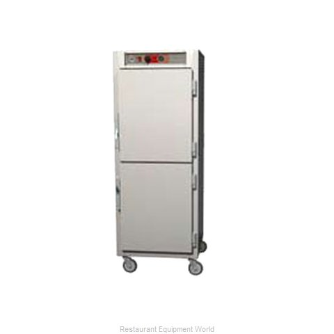 Intermetro C5Z69-SDS-UA Heated Holding Cabinet Mobile Pizza