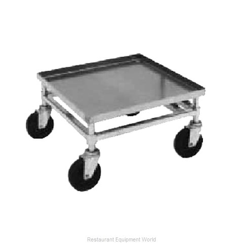 Intermetro D2121C Dolly, Dishwasher Rack (Magnified)