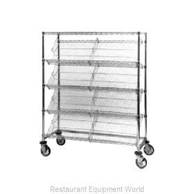 Intermetro DC16EC Merchandiser Dispenser Rack