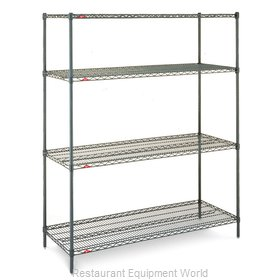 Intermetro EZ2448NK3-4 Super Erecta Convenience Pak Shelving Unit