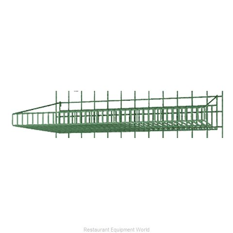 Intermetro GS1836K3 Shelving, Wall Grid Shelf