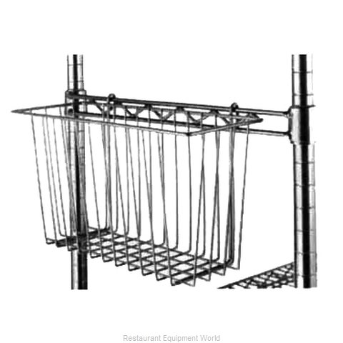 Intermetro H210-D Basket Wire Product Display