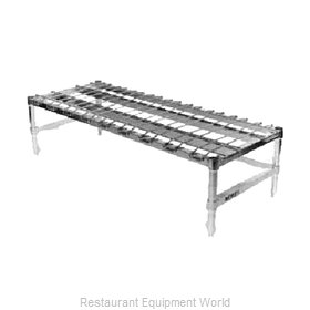Intermetro HDP55S Dunnage Rack, Wire Heavy Duty
