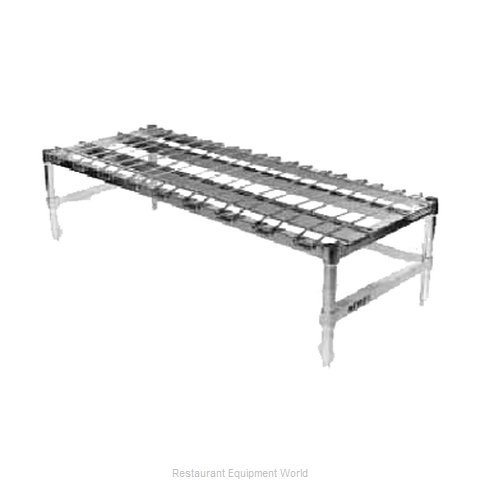Intermetro HDP56K3 Dunnage Rack Wire Heavy Duty