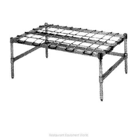 Intermetro HP53C Dunnage Rack, Wire