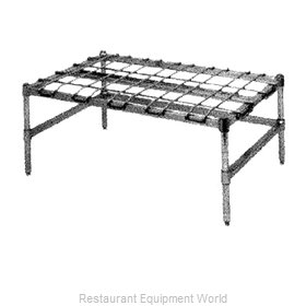 Intermetro HP55K3 Dunnage Rack, Wire
