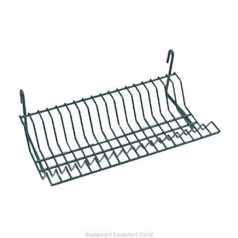 Intermetro IWA-11K3 WorkSpace Lid Storage Rack