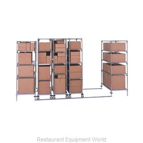 Intermetro LBTAQ3 Track Shelving Kit