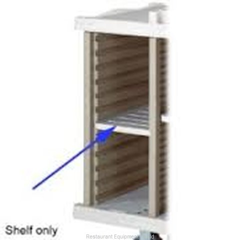 Intermetro LXHK-SS Side Storage Shelf
