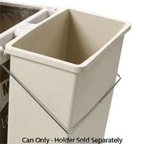 Intermetro LXHK-WCAN Waste Basket, Plastic (Magnified)