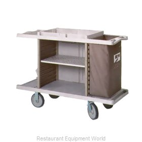 Intermetro LXHK3-ESS Housekeeping Cart