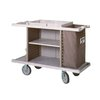Intermetro LXHK4-ESS Housekeeping Cart