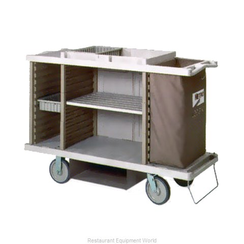 Intermetro LXHK4-PLUS Housekeeping Cart