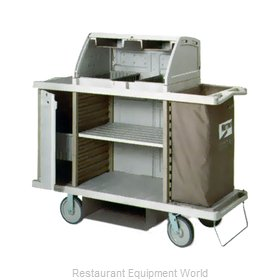 Intermetro LXHK4-PRO Housekeeping Cart