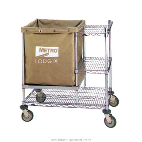Intermetro LXHR-PRO Cart, Housekeeping