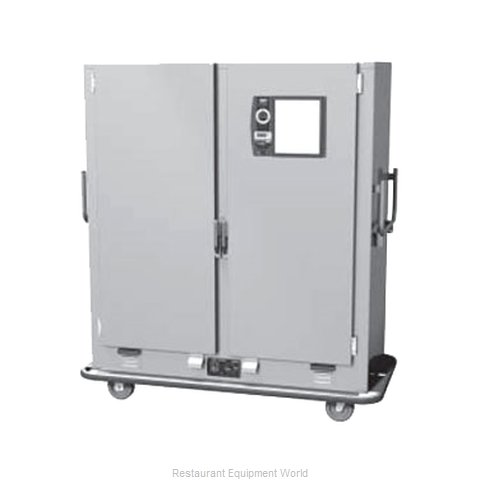 Intermetro MBQ-150D-QH Banquet Cabinet Cart Heated