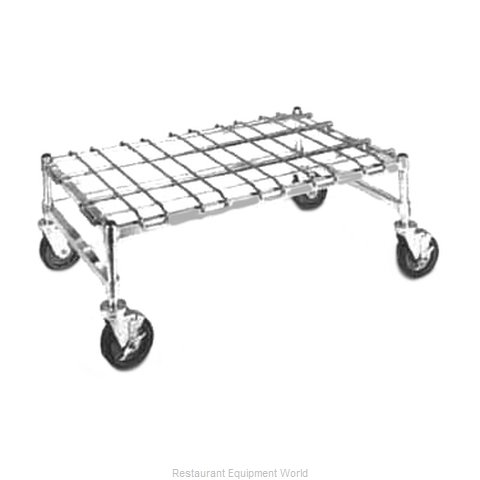 Intermetro MHP53C Dunnage Rack Wire Mobile